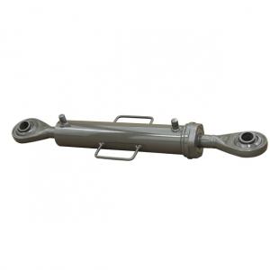 Hidráulica: cilindros, bombas, comando
